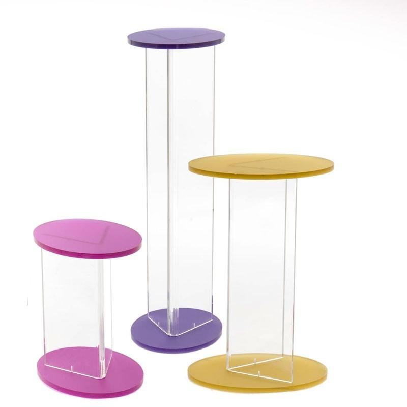 Accessoires plexiglass valet de nuit hand up couleurs for Un valet de chambre