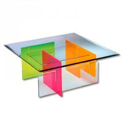 tables basses en plexi galea paris. Black Bedroom Furniture Sets. Home Design Ideas