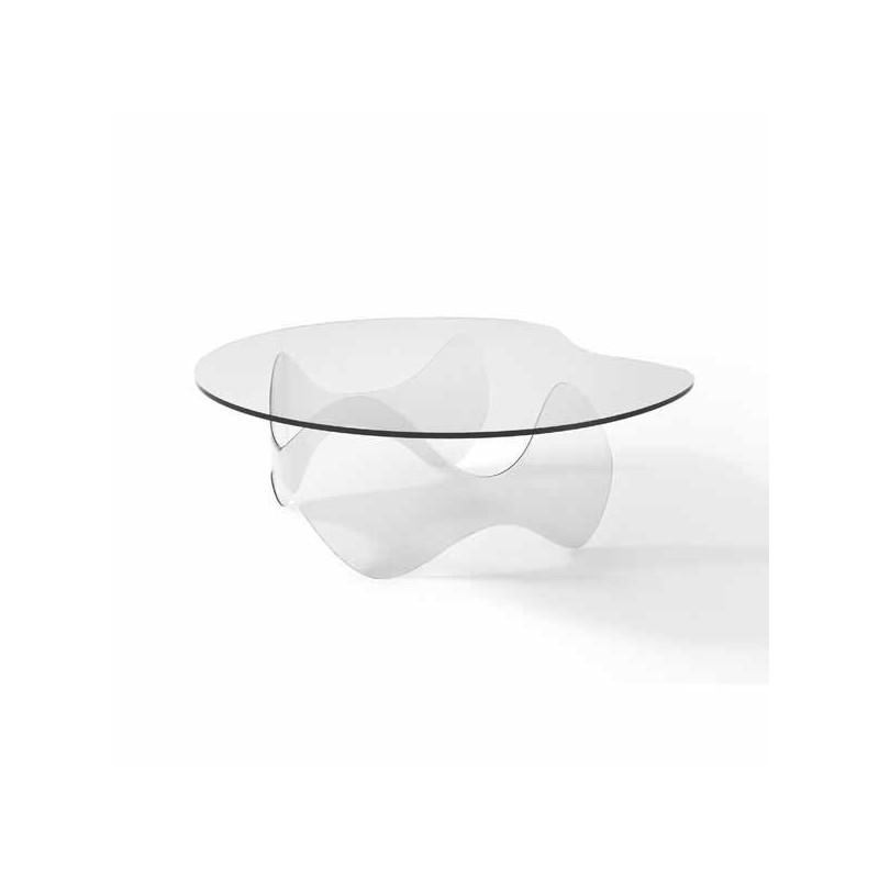 Coffee tables plexi - Coffee table LINEA