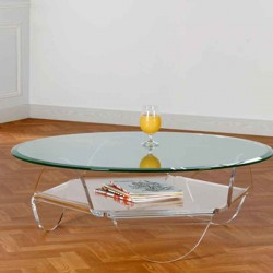 Coffee table SWING design by Olivier Toulouse