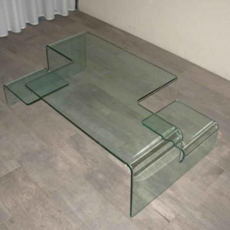 tables basses plexiglass table basse modena. Black Bedroom Furniture Sets. Home Design Ideas