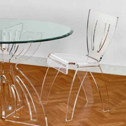 Chaise NODO design by Marc-Antoine Florin