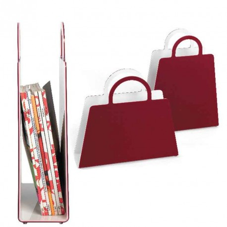 Magazine rack BAG high all colors