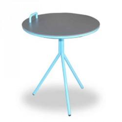 Side table Ceramik grey