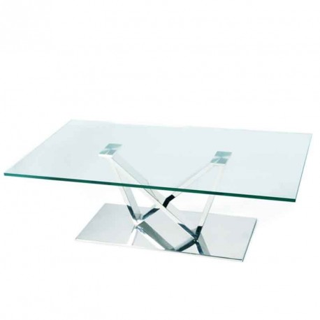 tables basses plexiglass table basse obloc plexi. Black Bedroom Furniture Sets. Home Design Ideas