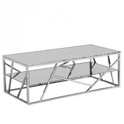 tables basses plexiglass table basse kage blanc. Black Bedroom Furniture Sets. Home Design Ideas