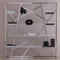 Bookcase KAGE extra-white
