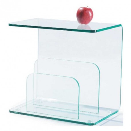 Coffee Tables Plexi Side Table Library