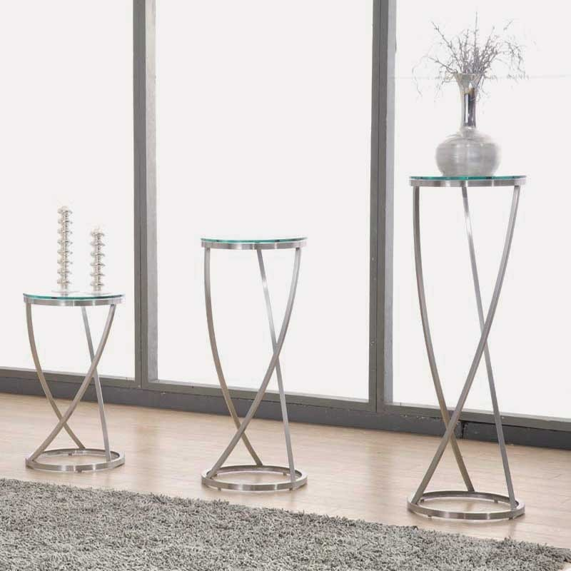 Tables basses plexiglass table basse ella laque taupe ivoire - Table basse taupe laque ...