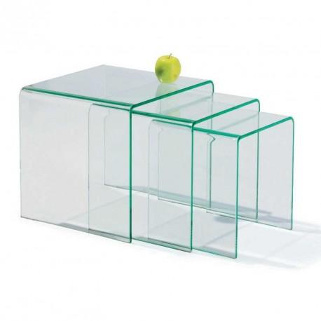 meubles galea selection tables gigognes eco. Black Bedroom Furniture Sets. Home Design Ideas