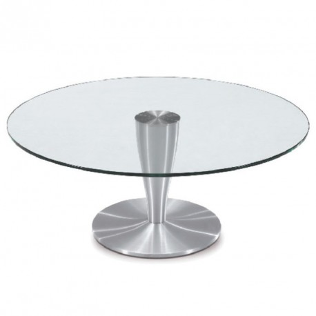 Furniture Plexi Coffee Table DETROIT Round - Detroit coffee table