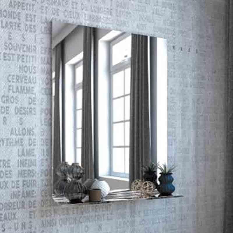 Meubles plexiglass console miroir fano for Argenture miroir
