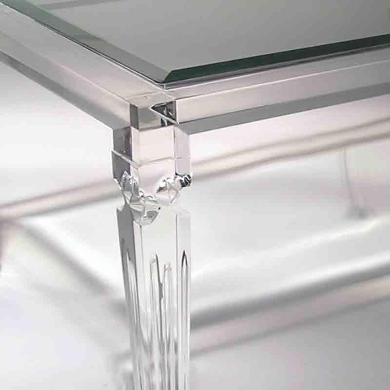 tables basses plexiglass table basse angela. Black Bedroom Furniture Sets. Home Design Ideas