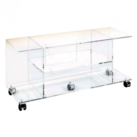 meubles plexiglass meuble tv image. Black Bedroom Furniture Sets. Home Design Ideas