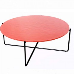 Table basse LIVIA 3 laquée