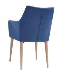 Lot de 2 fauteuils LINDA