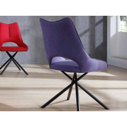 Lot de 2 chaises GLORIA